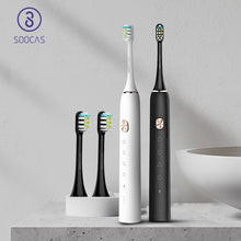 Load image into Gallery viewer, Soocas X3 Sonic Electric Toothbrush Upgraded Adult Waterproof Tooth Brush Ultrasonic automatic Toothbrush USB Rechargeable
