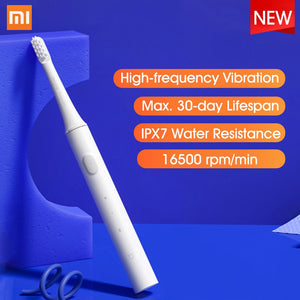 Xiaomi Mijia T100 Sonic Electric Toothbrush for Xiaomi Mijia Ultrasonic Automatic Tooth Brush Rechargeable Waterproof