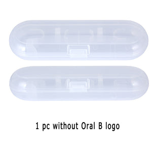 Oral B Portable Travel Box For Electric Toothbrush Outdoor Electric Tooth Brush Protect Cover Storage Box Case (only travel box)