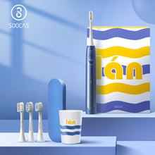Load image into Gallery viewer, SOOCAS X5 Electric Toothbrush Sonic Toothbrush Brush for Xiaomi Mijia Teeth rechargeable NFC Smart Control Automatic Toothbrush