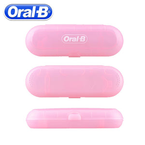 Oral B Travel Box For Electric Toothbrush Portable Electric Tooth Brush Boxes Protect Cover Storage Box Case (only travel box)