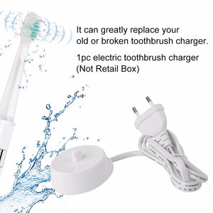 Replacement Electric Toothbrush Charger Model 3757 Suitable For Braun Oral-b D17 OC18 Toothbrush Charging Cradle EU Plug