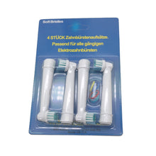 Load image into Gallery viewer, 4PCS Electric Tooth brush Heads Replacement for Braun Oral B Teeth Clean