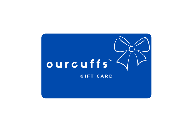 OurCuffs Gift Card