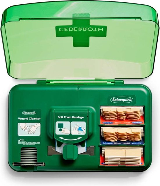 Cederroth Wound Care Dispenser
