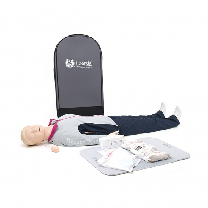 Resusci Anne QCPR Full body in koffer