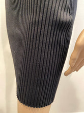 Load image into Gallery viewer, CELINE PHOEBE PHILO RIBBED BODYCON DRESS