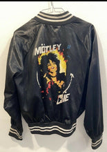 Load image into Gallery viewer, Vintage 1983 Motley Crue Niki Sixx Tour Jacket XS