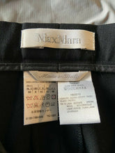 Load image into Gallery viewer, Max Mara Virgin Wool Straight Leg Dress Pants size 10