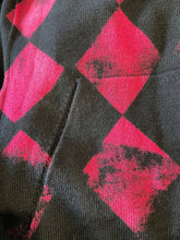 Load image into Gallery viewer, Yohji Yamamoto x Coming Soon Argyle Knit Hoodie size xs