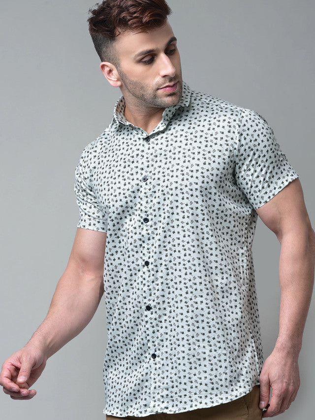 Voguish Print Shirt