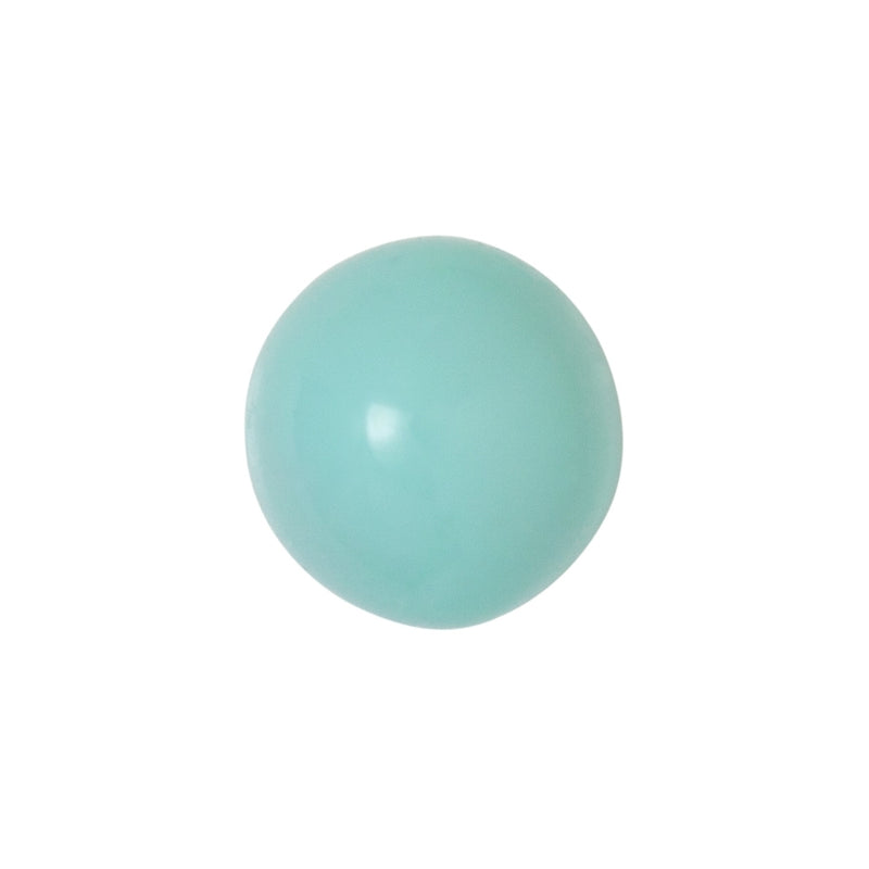 LULU Copenhagen COLOR BALL 1 STK - EMALJE Ear stud, 1 pcs Mint