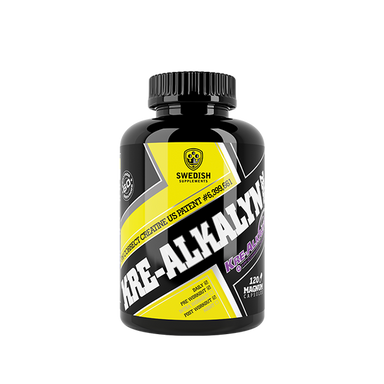 Kre-Alkalyn 2600, 120 caps (5660203778211)