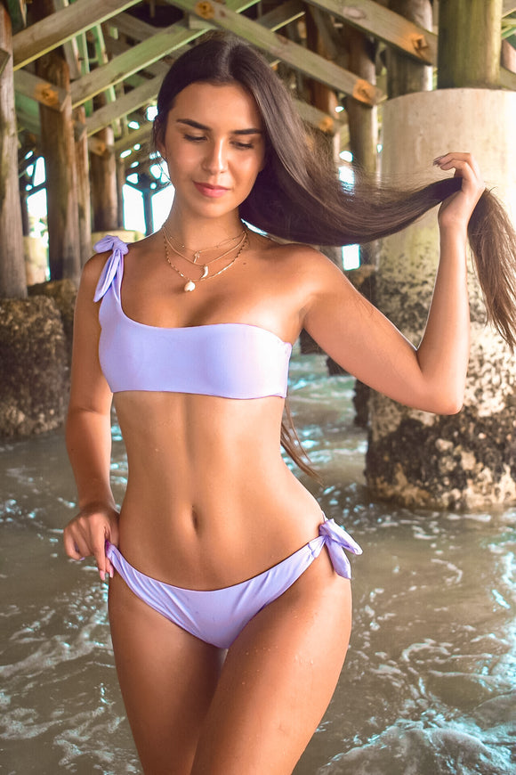 Lavender Swim Bottom