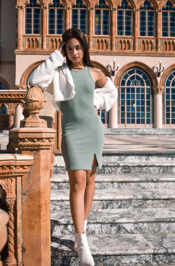 The Sage Mini Dress