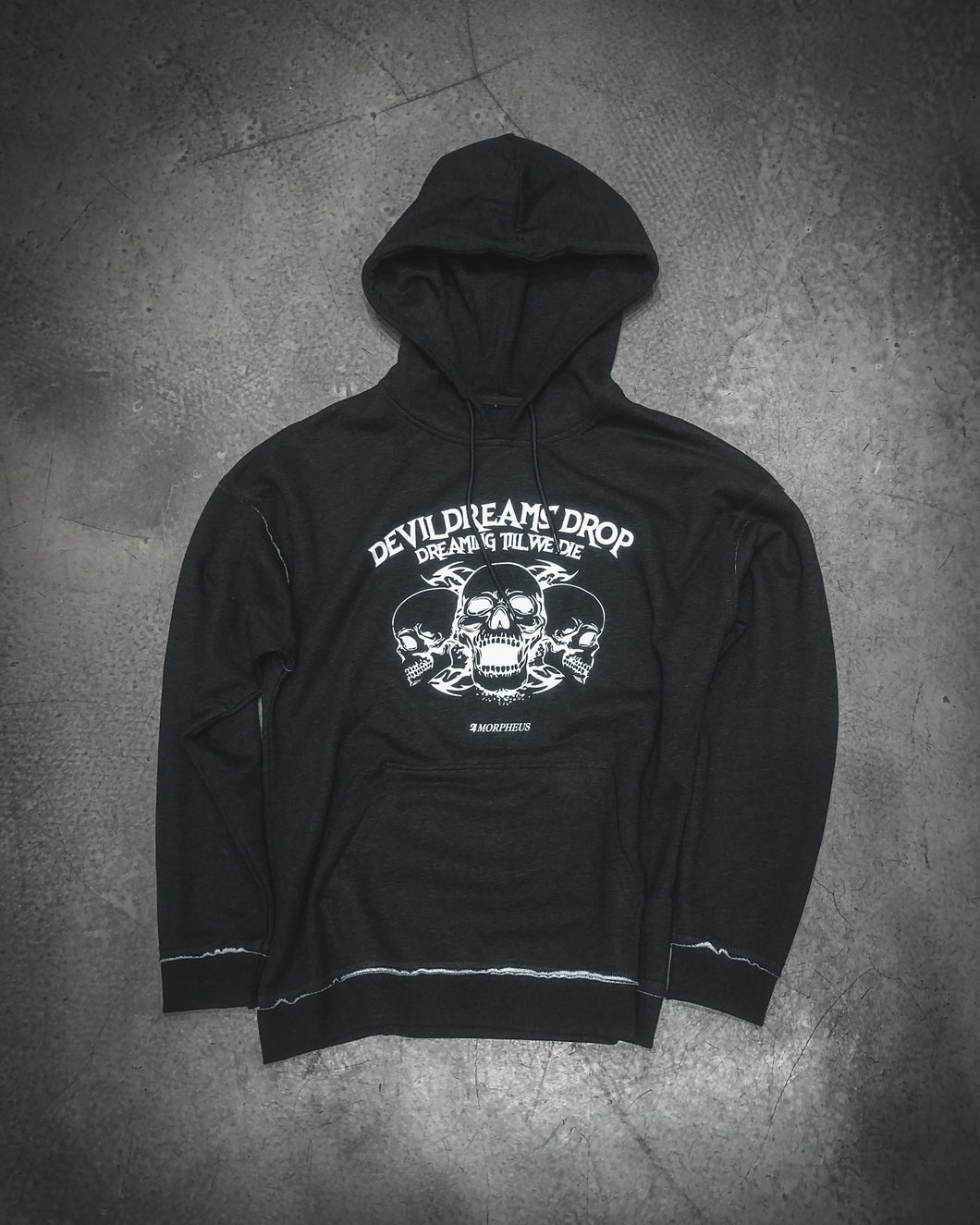 DEVIL DREAMS DROP HOODIE