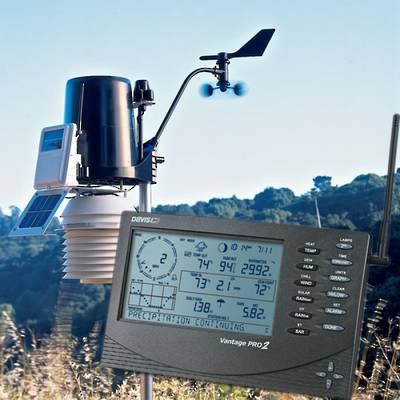 Davis Vantage Pro2 PLUS - Wireless 6162 Complete Weather Station