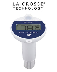 La Crosse LTV-Pool Technology View Connected Add-On Pool Thermometer