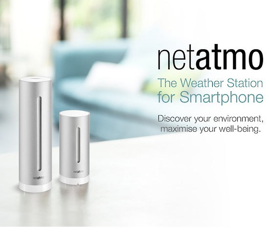 NETATMO Smart Weather Station