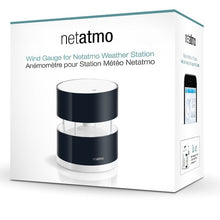Load image into Gallery viewer, NETATMO Wind Gauge for the Smart Weather Station