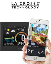 Load image into Gallery viewer, La Crosse V21-WTH WIFI Wind Speed & Temperature Humidity Station