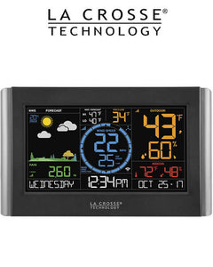 La Crosse V22-WRTH - WIFI Weather Station