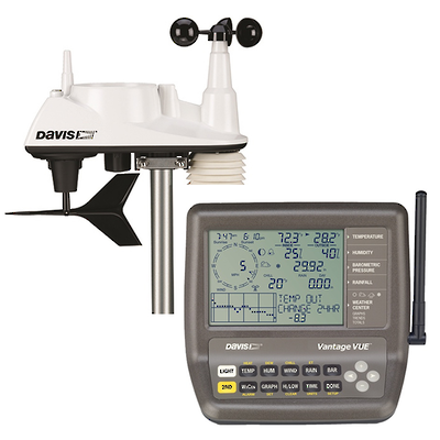 Davis Vantage Vue - Wireless 6250 Complete Weather Station