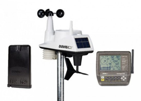 BUNDLE - Vantage Vue with Console & WeatherLink Live