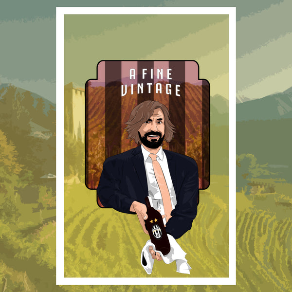 Andrea Pirlo - The Sommelier
