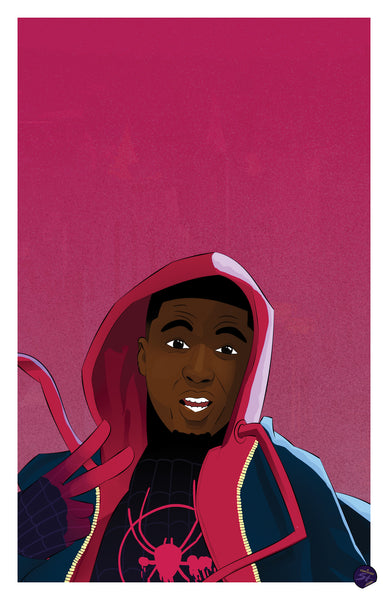 Spida Mitchell Digital Print