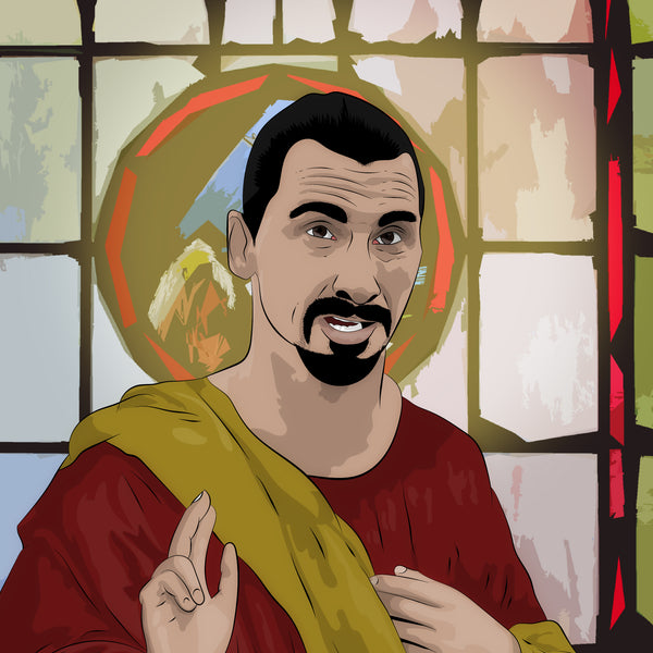 Zlatan Ibrahimovic - The Apostle