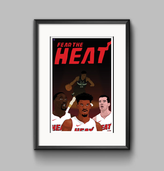 Fear The Heat - [Limited Series]