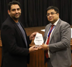 """Awarded Business of the Year 2019, by the International Trade Council at theGO GLOBAL AWARDS 2019, under the category""""Foodstuff and Ingredients Manufacturing"""""""
