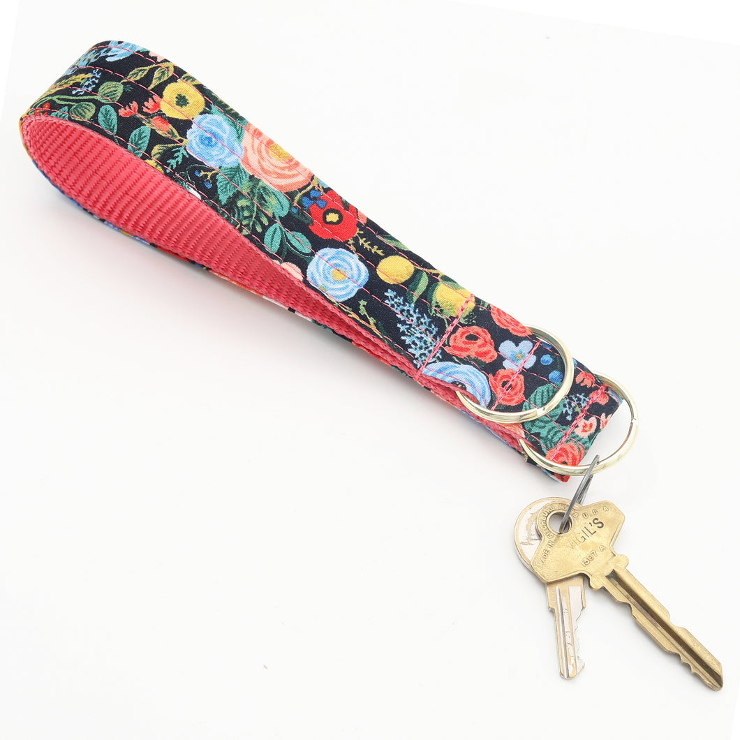 Rifle Paper Co Key Fob - Mae