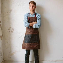Load image into Gallery viewer, Charles Waxed Canvas Apron - T E R R A