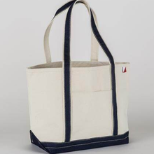 Load image into Gallery viewer, Medium Classic Boat Tote - T E R R A