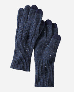 Pendleton Cable Knit Gloves