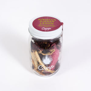 Hibiscus Ginger Lemon Infusion Kit - T E R R A