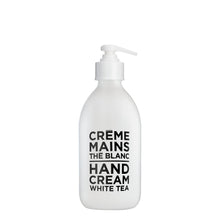 Load image into Gallery viewer, Hand Cream 10 fl. oz. - White Tea - T E R R A
