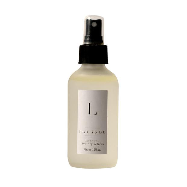 Lavender Room Spray - T E R R A