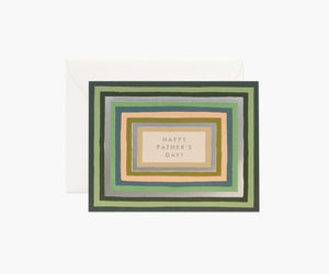 Rifle Paper Co. Striped Father's Day - T E R R A