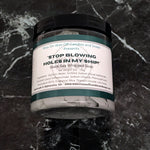 """STOP BLOWING HOLES IN MY SHIP!"" Black Sea Whipped Soap 5oz."