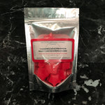 """TIGERS LOVE PEPPER. THEY HATE CINNAMON"" Cinnamon Candy Para-Soy Blend Star Wax Melts 3oz."