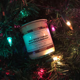 """BUT WHAT ABOUT SANTA'S COOKIES?"" Christmas Cookie Para-Soy Blend Candle 6oz."