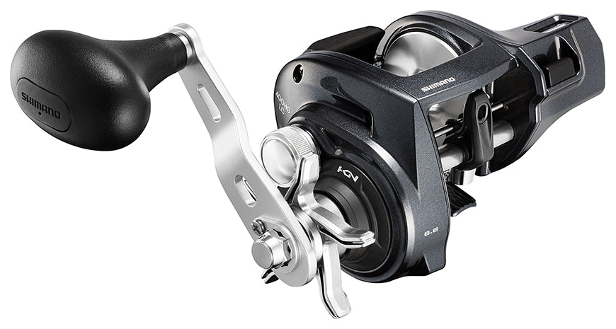 Shimano Tekota Line Counter Reel