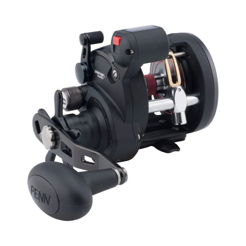 Penn Warfare Level Wind Line Counter Reel