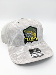 Tall Tales Hat Walleye Patch