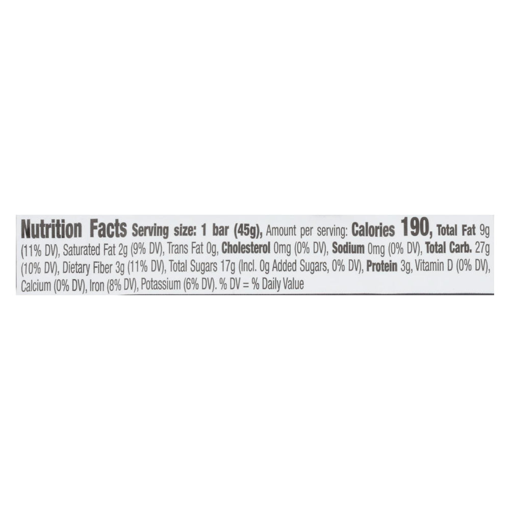 Larabar - Blueberry Muffin - Case Of 16 - 1.6 Oz