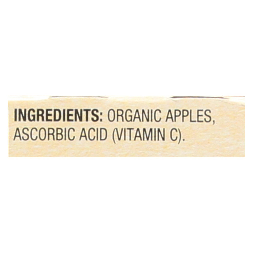 Santa Cruz Organic Apple Sauce - Case Of 12 - 4 Oz.