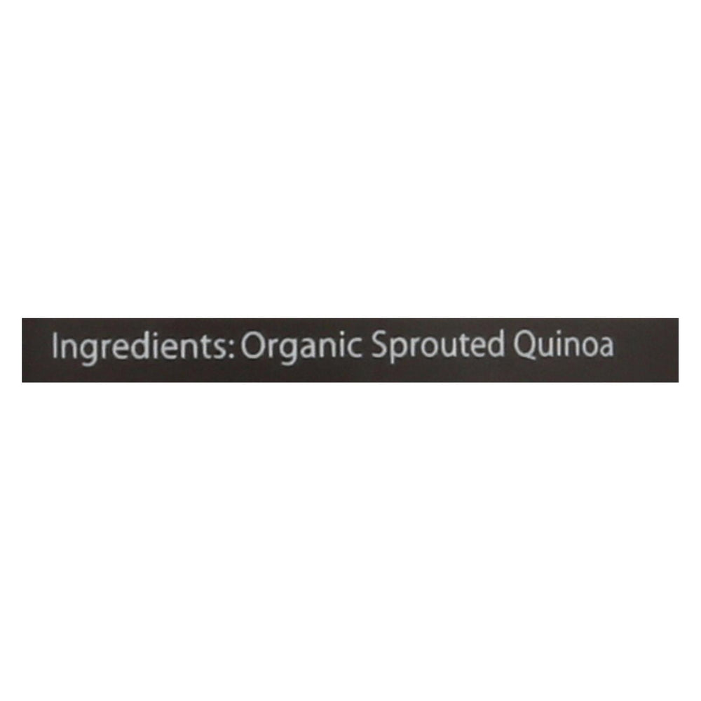 Truroots Organic Trio Quinoa - Accents Sprouted - Case Of 6 - 12 Oz.